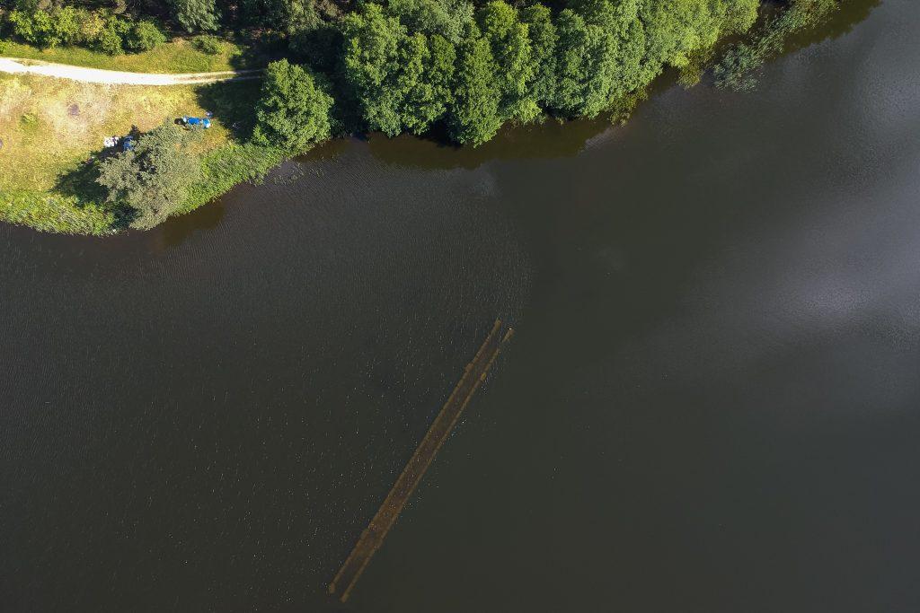 Zalany most