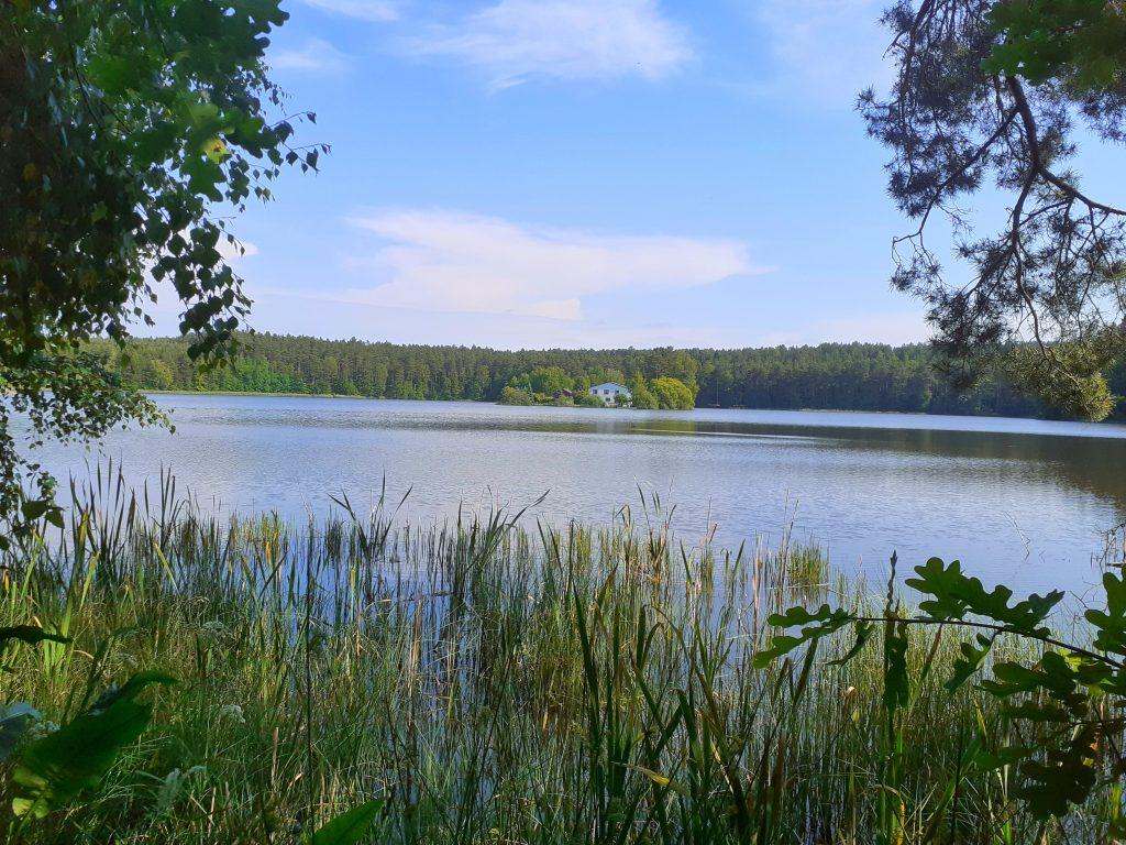 Jezioro Małe Świdno