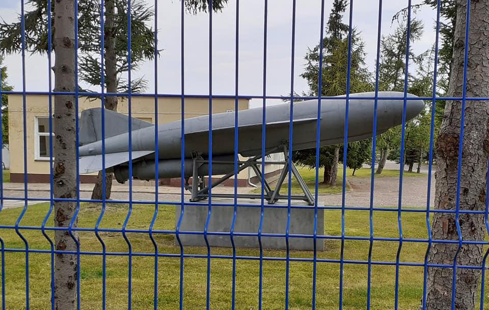 Pocisk rakietowy P-15