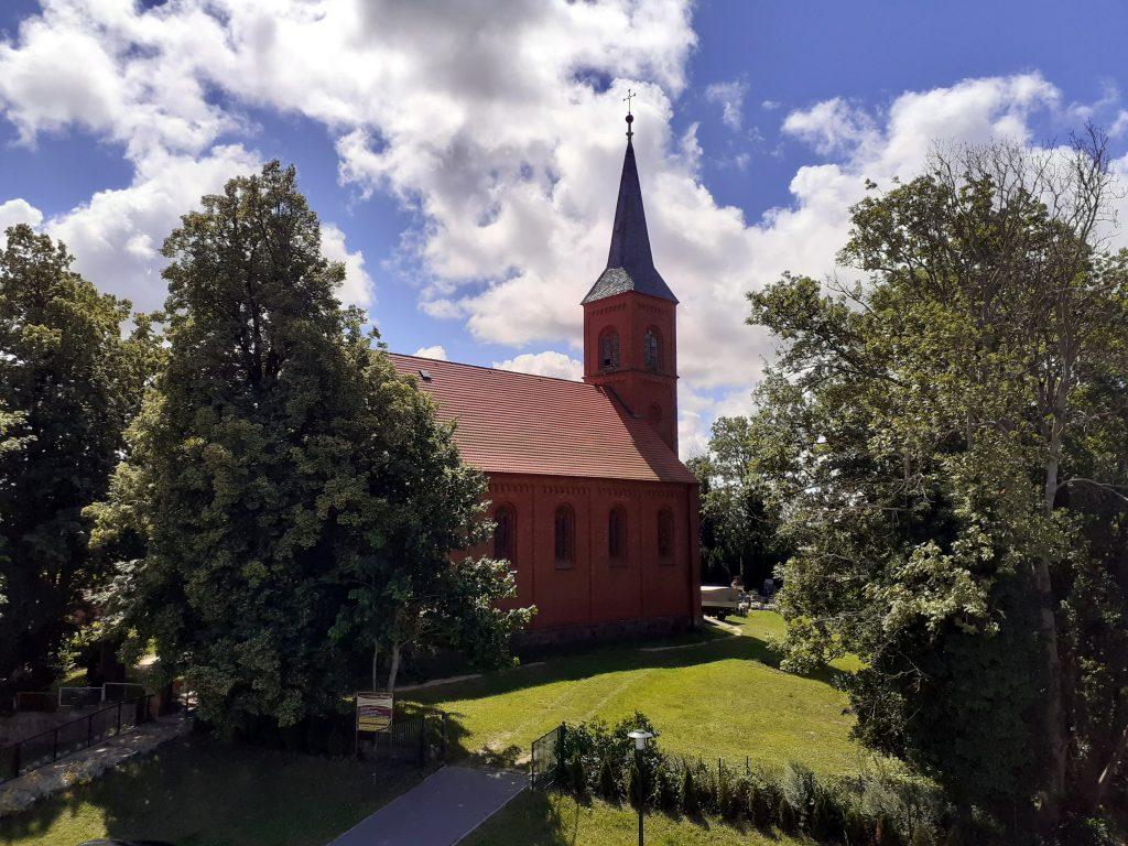 Kościół w Rusinowie