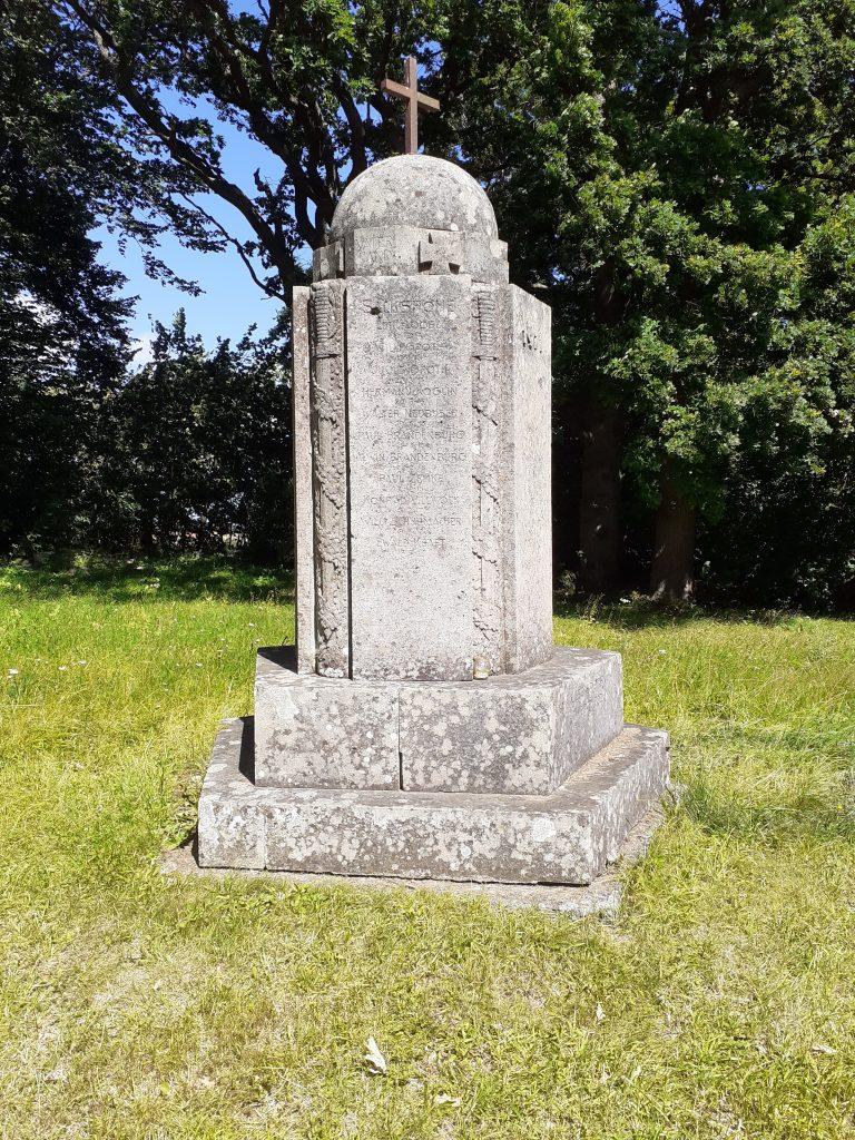 Pomnik poległych żołnierzy z I WŚ
