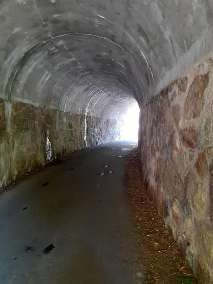 Droga przez tunel