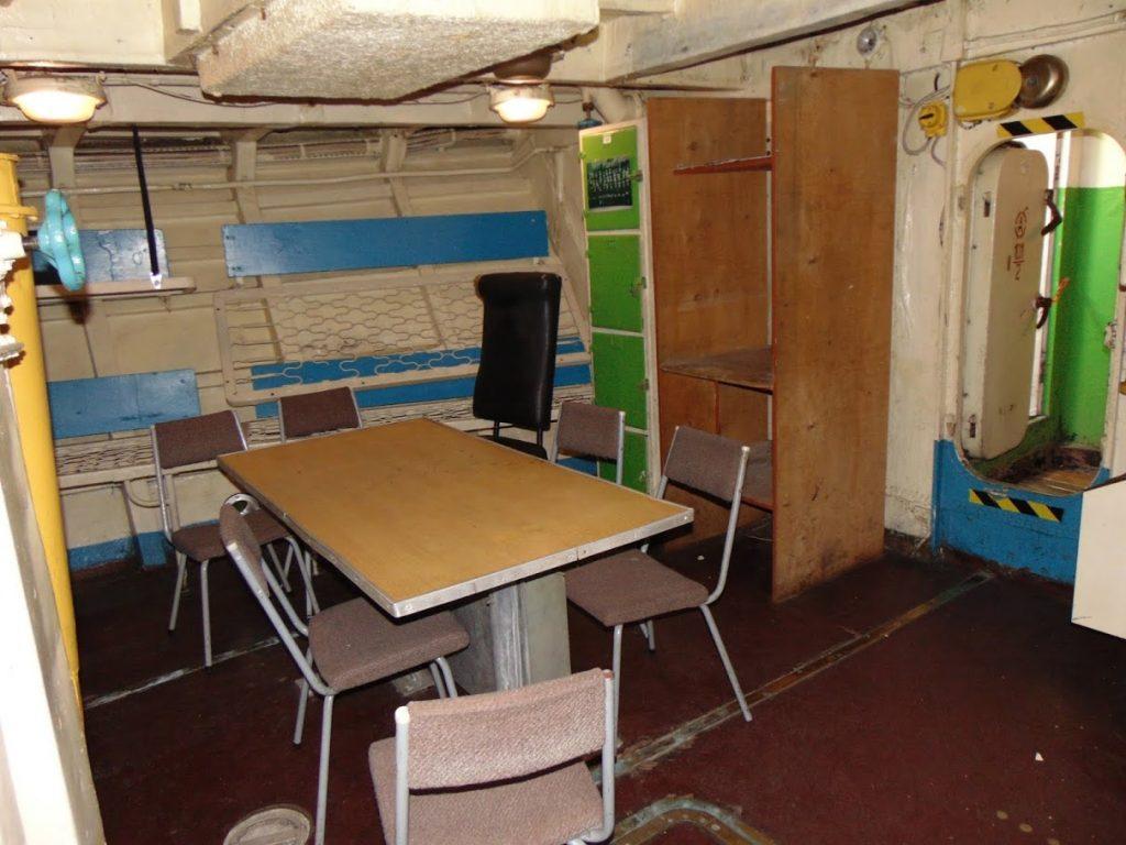 Pomieszczenie załogi