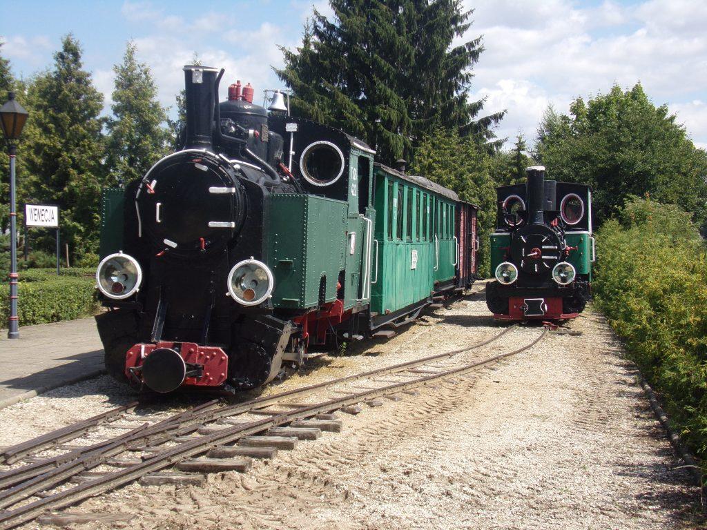 ... czyli czar pary i małych prowincjonalnych linii kolejowych.