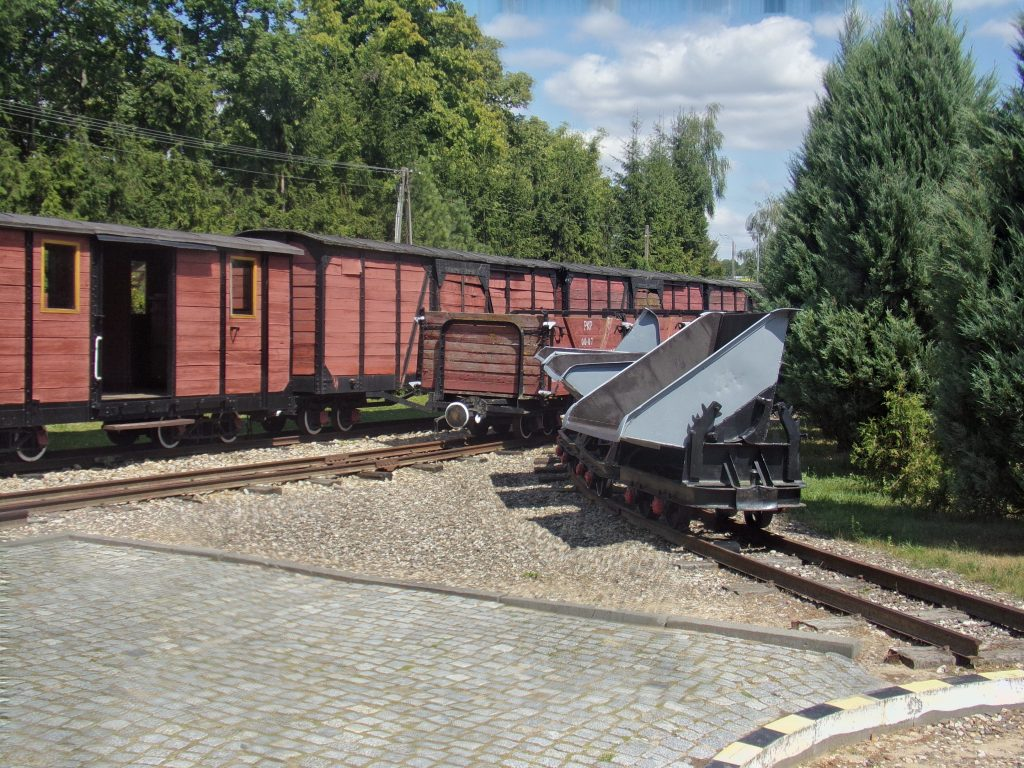 Wagony towarowe