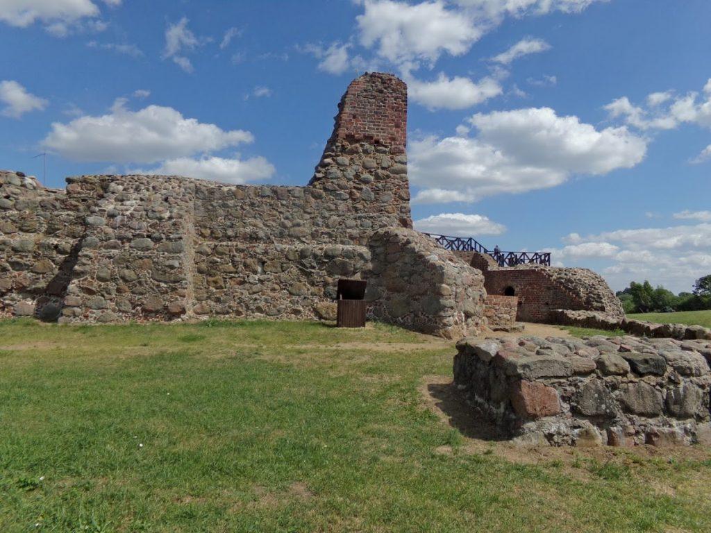 Ruiny zamku Diabła Weneckiego