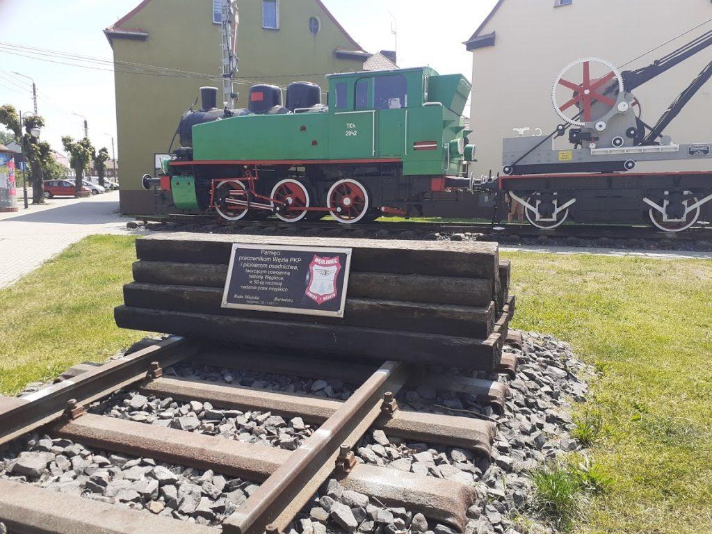 Kolejowe miasto Węgliniec