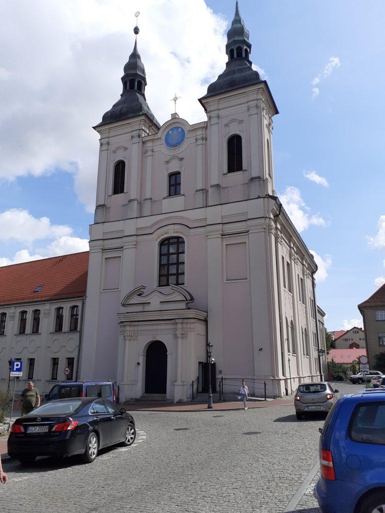 Kościół pw. Zwiastowania NMP z XVIII wieku