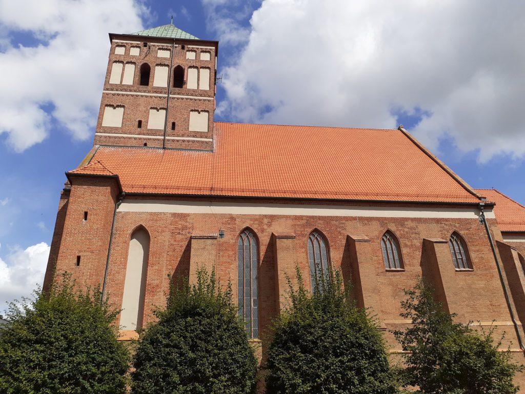 Bazylika pw. Ścięcia św. Jana Chrzciciela z XIV wieku