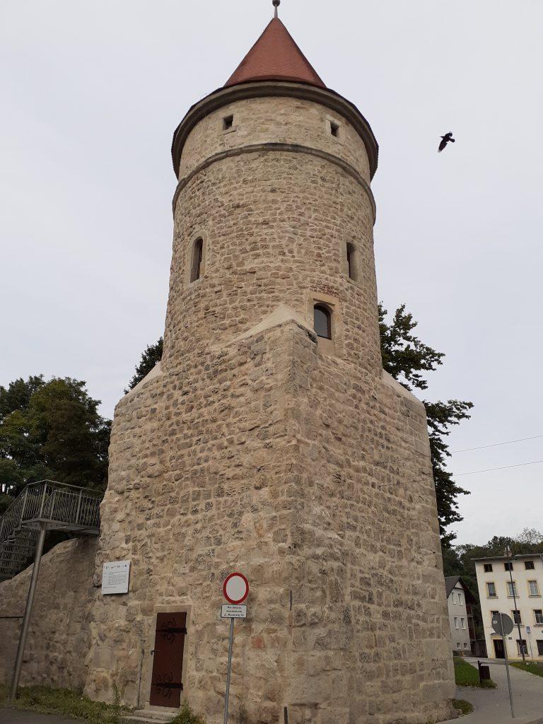 Wieża Baszty Bolesławieckiej